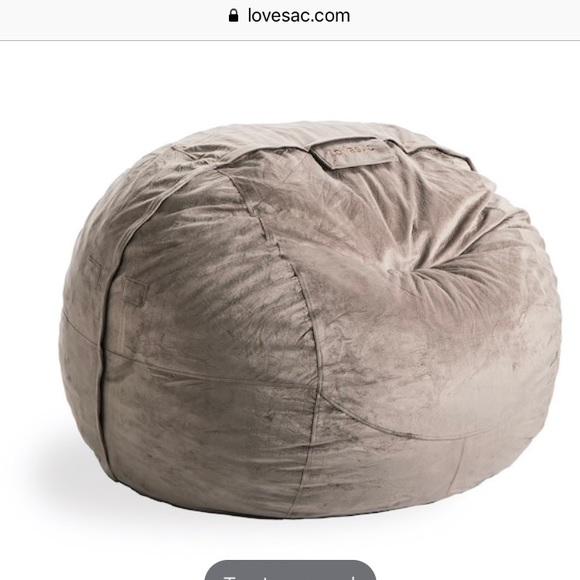 LoveSac Bean Bag Chair - Fits 4